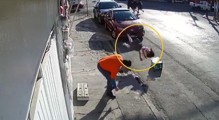 puebla accidente cable