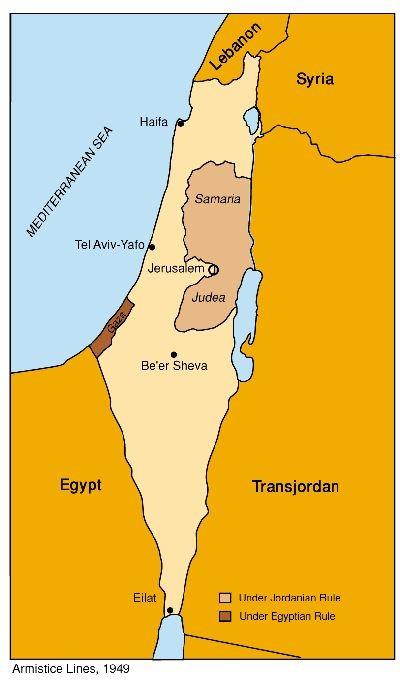 rmisticio árabe israelí de 1949
