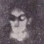 Una fotografía de 1957 muestra un extraterrestre con lentes