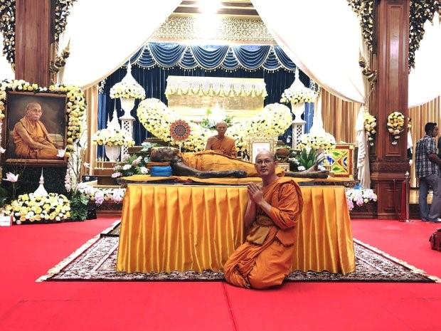 Luang Phor Pian templo de Tailandia