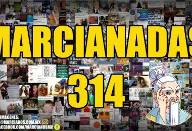 Marcianadas 314 portada