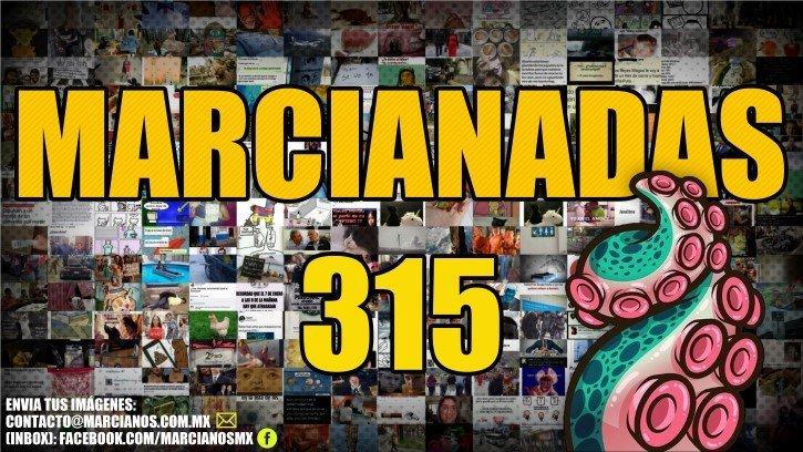 Marcianadas 315 portada
