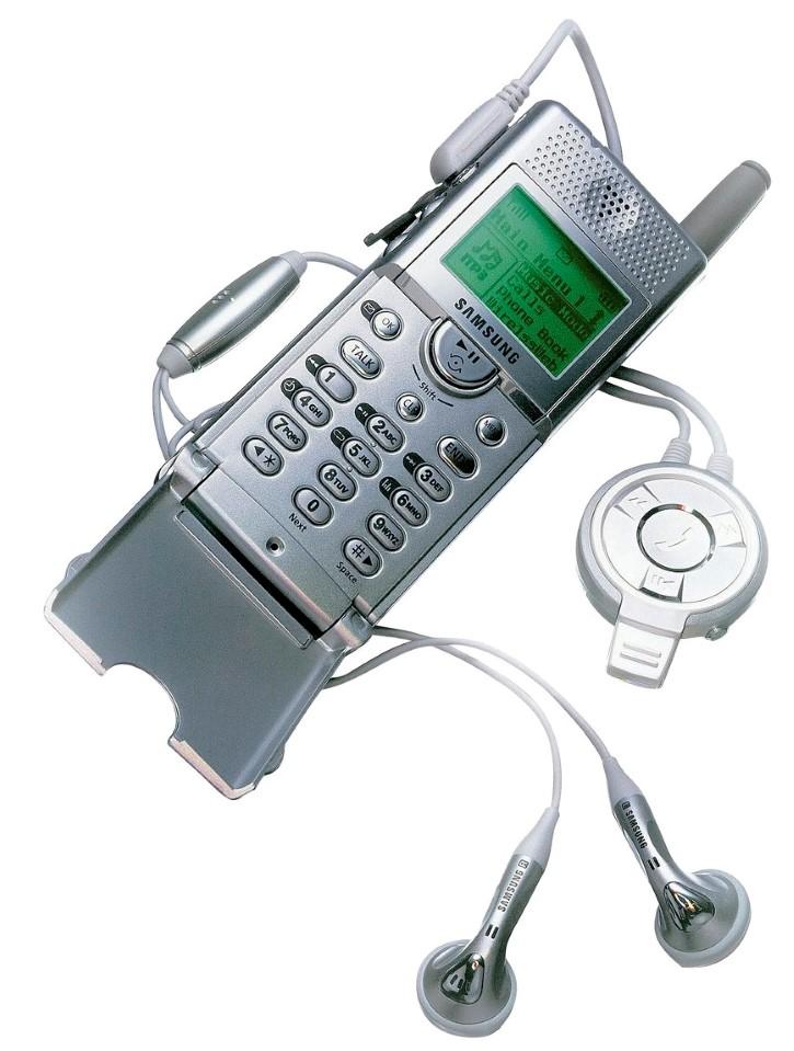 SPH M100 de Samsung