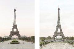 Tianducheng china Torre Eiffel