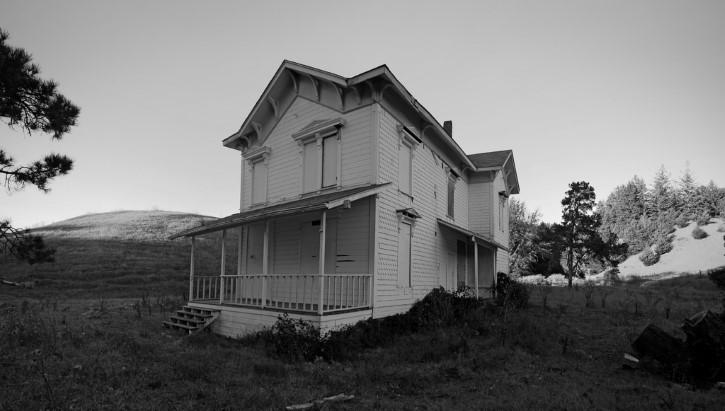casa en la granja