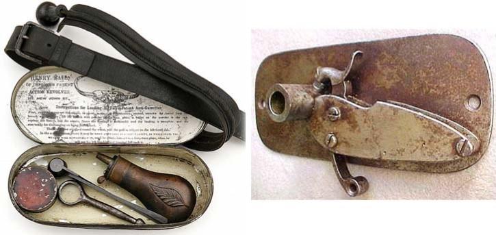 Cinturon Contra El Garrote