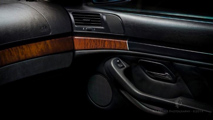 interior de un auto plastico