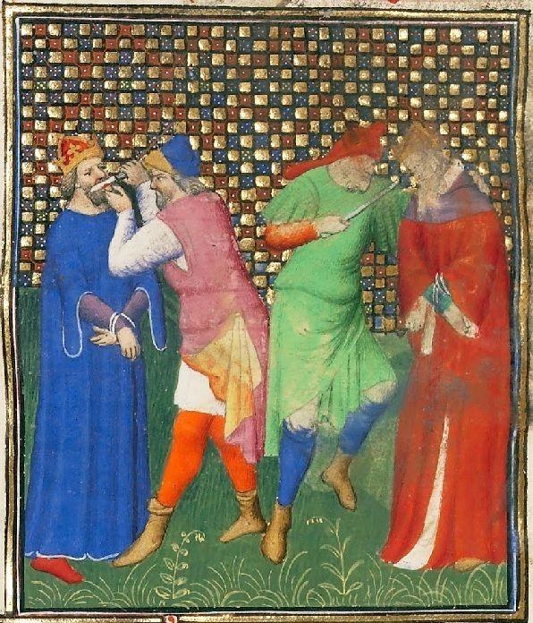 Naso di mutilazione di Giustiniano II