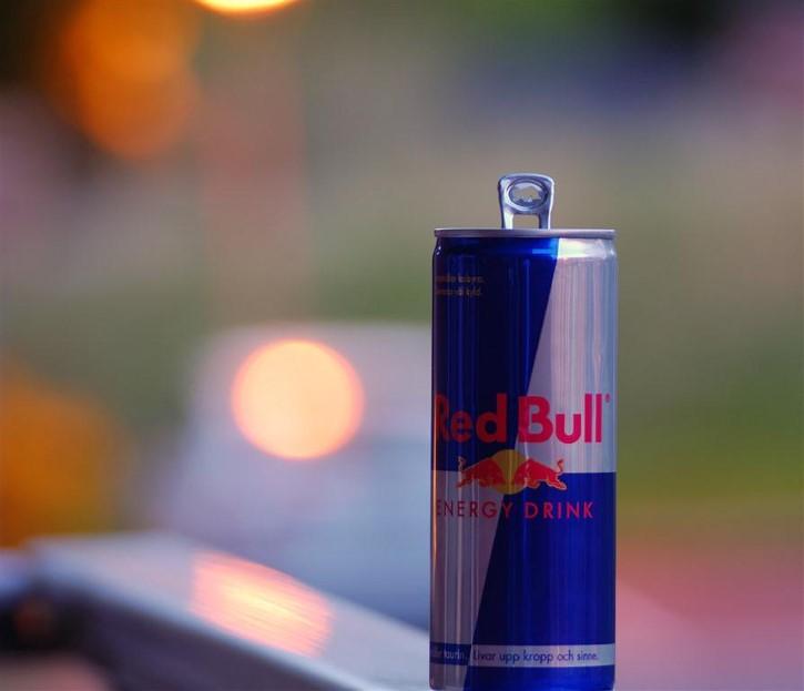 Lata De Red Bull