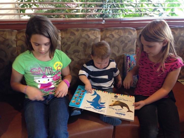 lectura para infantes