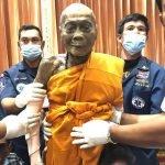 "Tras dos meses de muerto, este monje sigue ""sonriendo"""