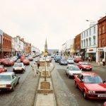 paisaje irlandes en 1990
