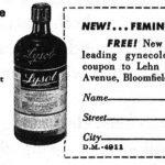 publicidad de lysol