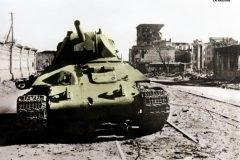 tanque en stalingrado