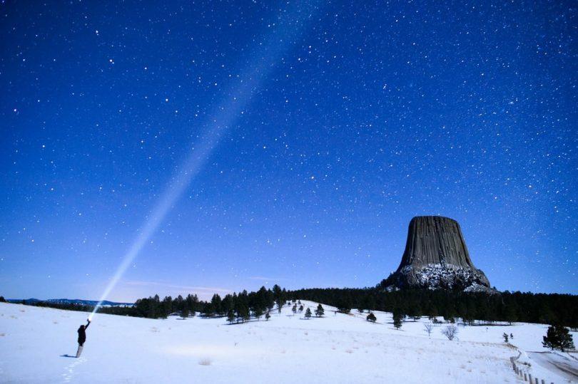 torre del diablo nevada