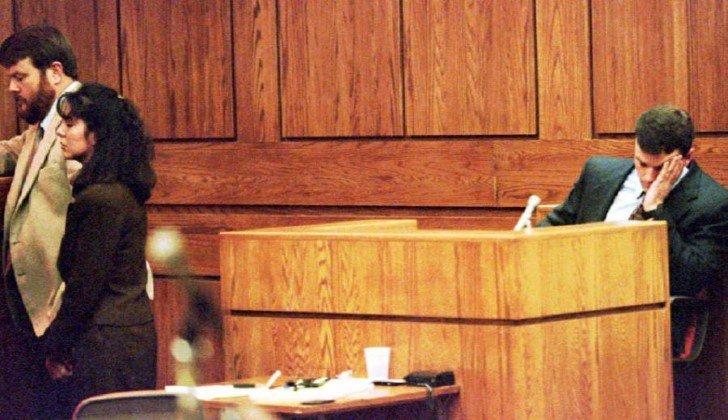 Lorena bobbitt y lorena en el juicio
