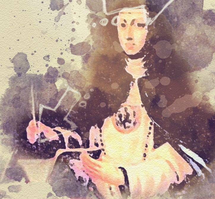 María de jesús de Ágreda
