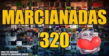 Marcianadas 320 portada