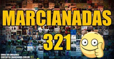 Marcianadas 321 portada