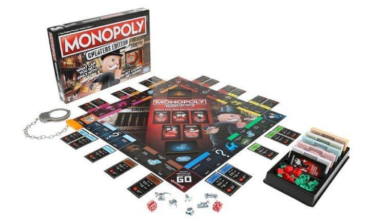 Monopoly Cheaters Edition Presentacion