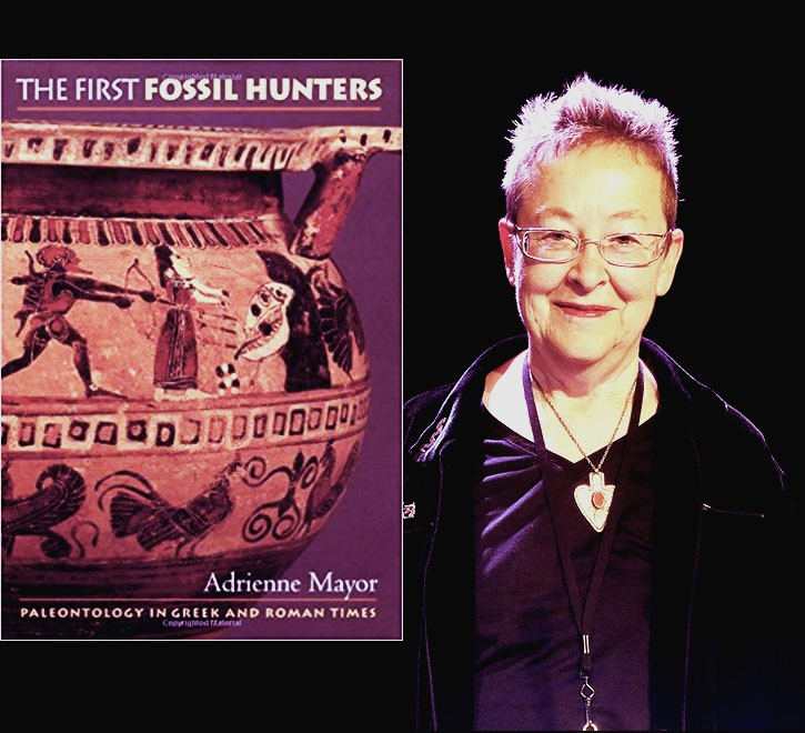 The first fossil hunters adrienne mayor