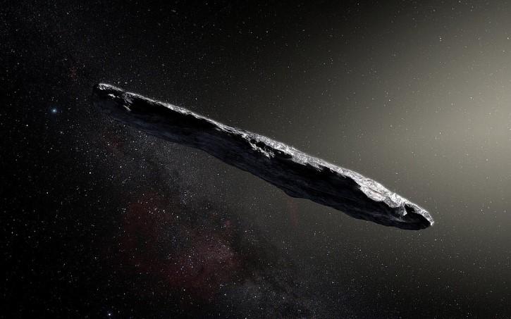 Asteoride oumuamua