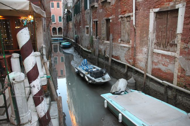 Canales de venecia secos (5)