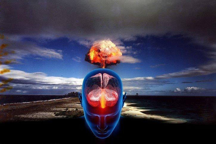 Control mental guerra