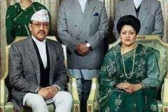Familia real nepal