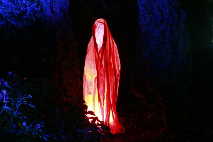 Fantasma rojo