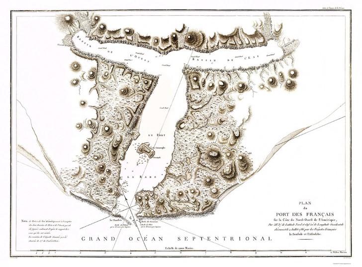 Ilustracion bahia lituya port des fancais