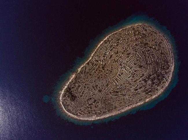 isla huella