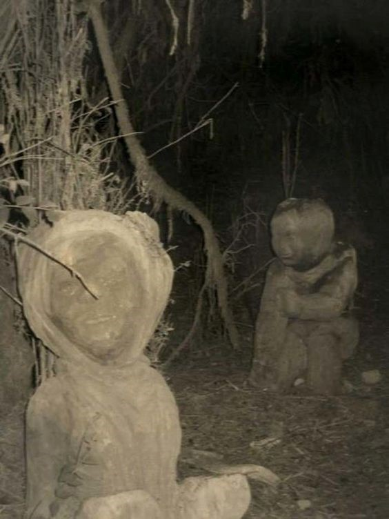 Jardin aterrador