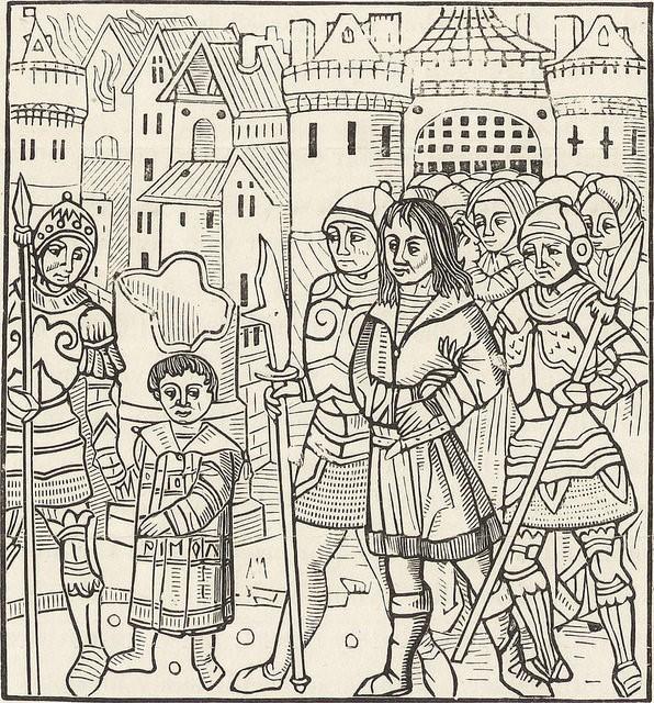 La vida en el medioevo