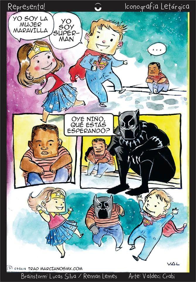 Pantera negra importancia comic
