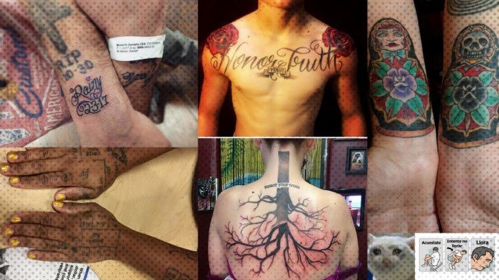 Tatuajes emotivos portada