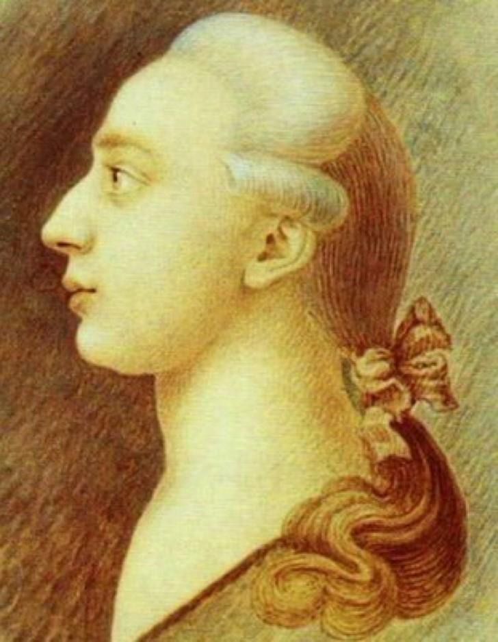 9 – francesco giuseppe casanova