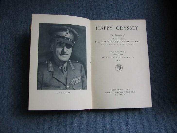 Happy odyssey libro