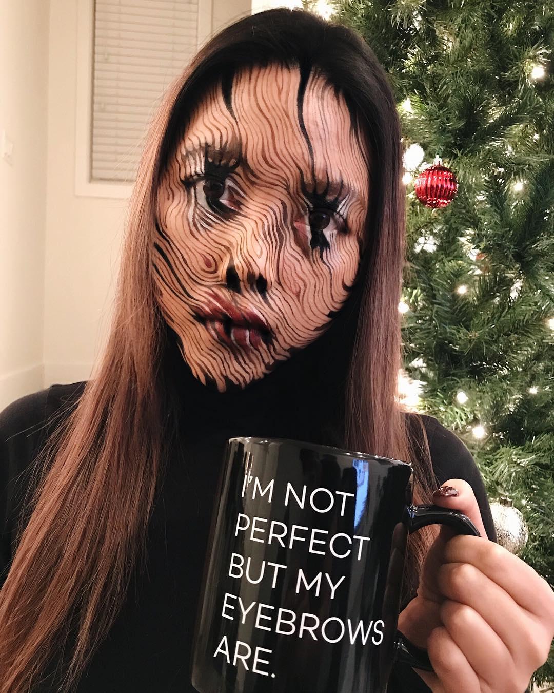 Mimi choi maquillaje ilusion optica (1)