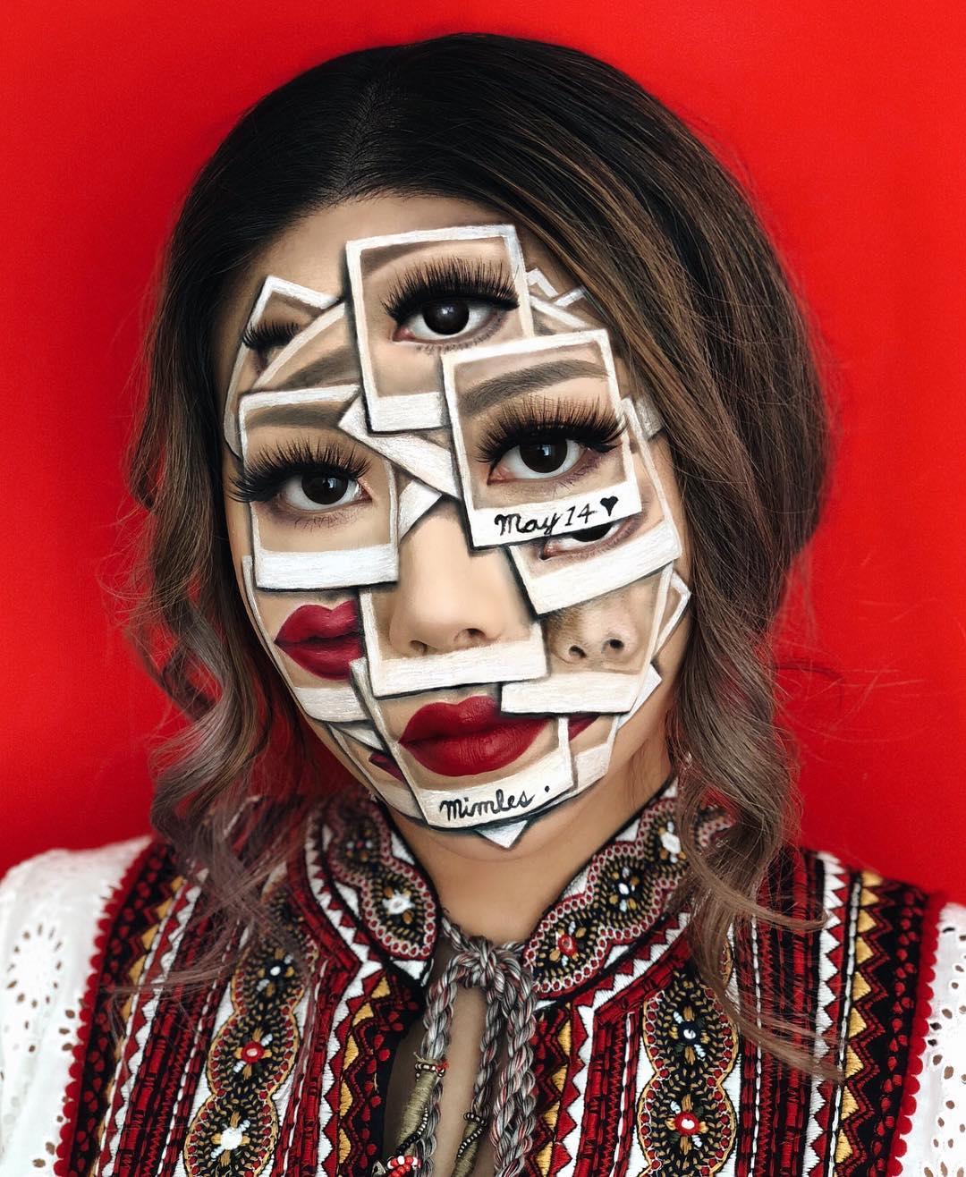 Mimi choi maquillaje ilusion optica (13)