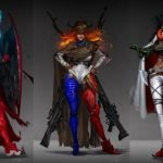 Paises personajes videojuegos portada