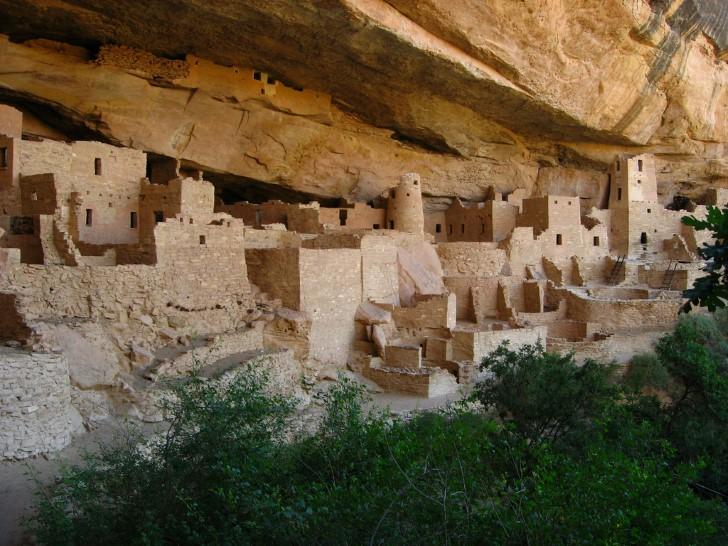 Palacio cliff en la actualidad