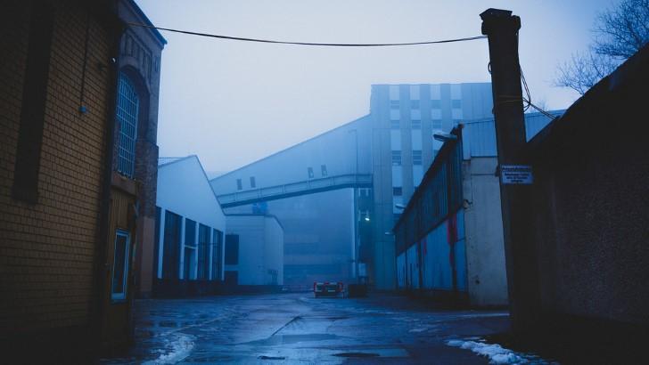 Centralia ciudad fantasma