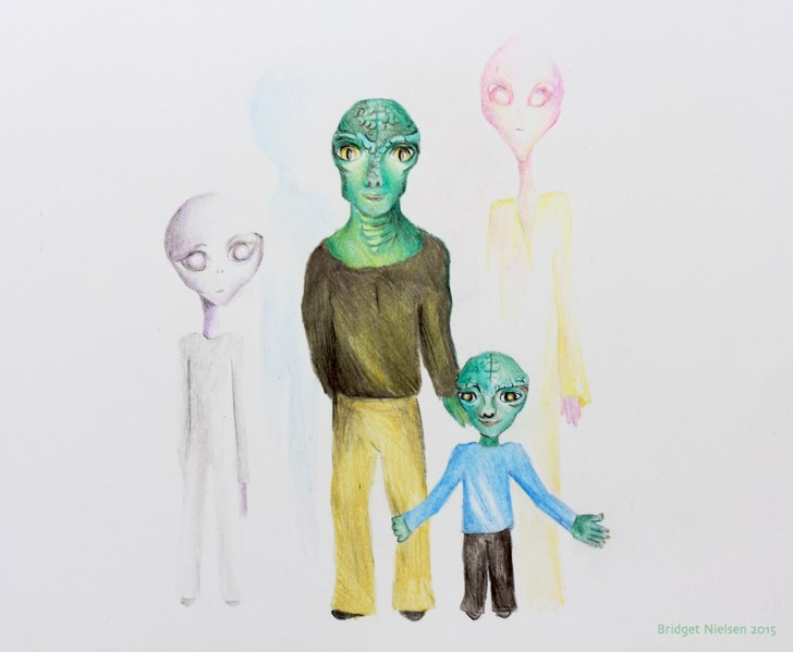 Hibridos extraterrestres