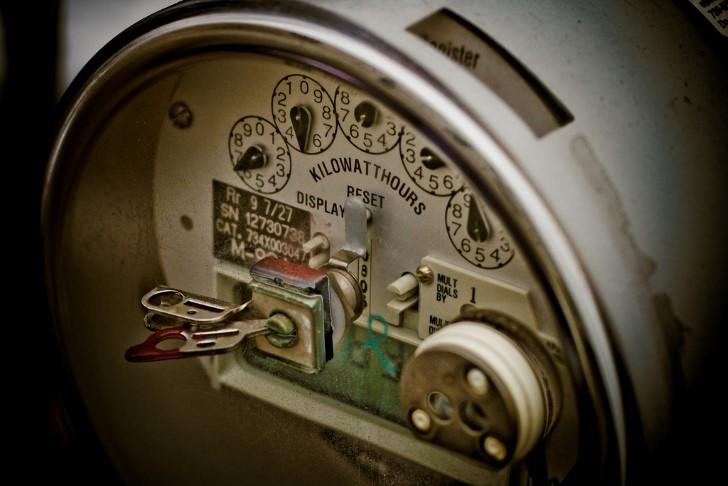 Medidos de consumo electrico