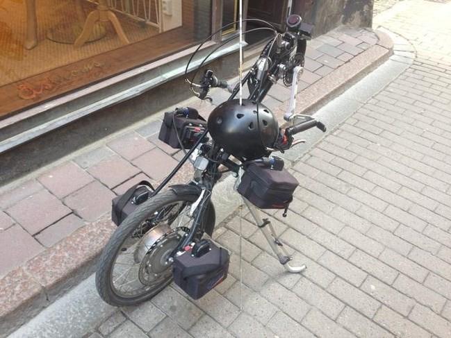 Motor para silla de suegas