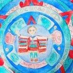 Niños hibridos extraterrestres representacion