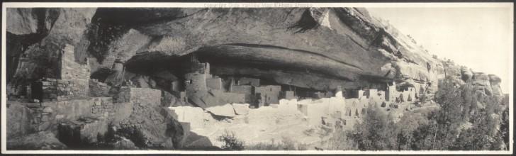Palacio cliff en mesa verde 1918