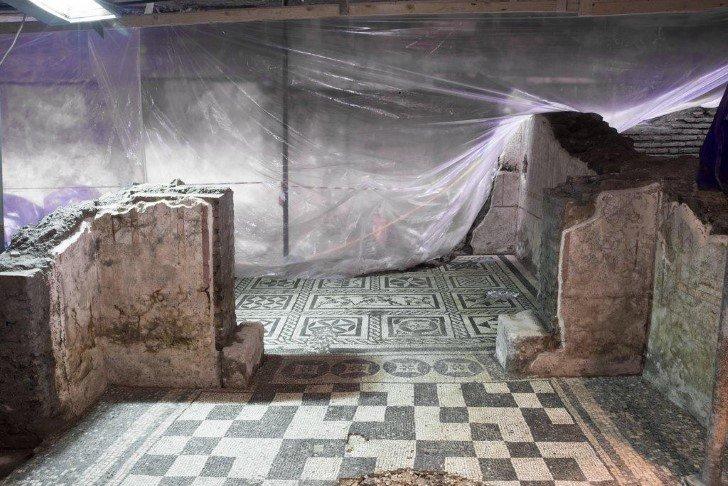 Palacio siglo 2 roma