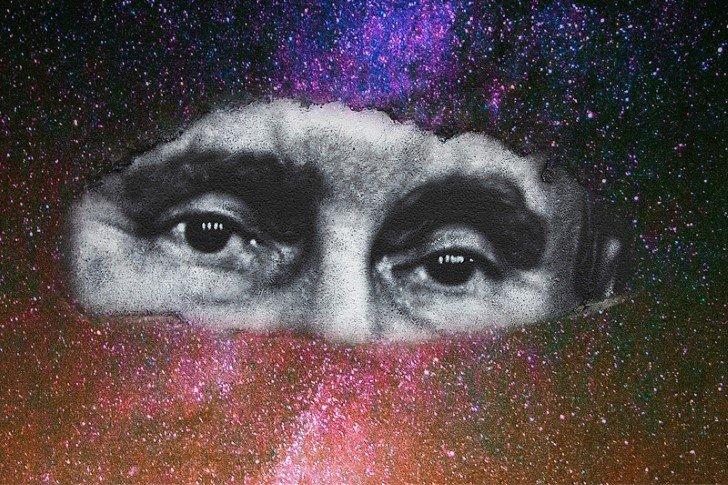 Vladimir putin ojo espacio